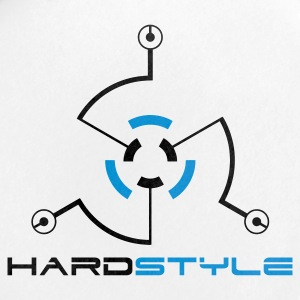 Hardstyle Tech 2 Rave Quote Buttons & merkelapper - Stor pin 56 mm