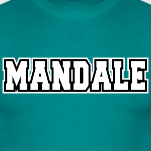mandale Tee shirts - T-shirt Homme