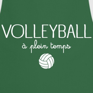 Volleyball A Plein Temps Tabliers - Tablier de cuisine