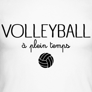 Volleyball A Plein Temps Manches longues - T-shirt baseball manches longues Homme