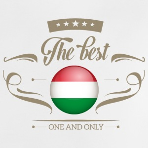 The Best Ungarn - Hungary Baby T-Shirts - Baby T-Shirt