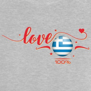 Love Griechenland - Greece Baby T-Shirts - Baby T-Shirt