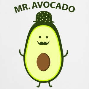 Mr. Avocado Kookschorten - Keukenschort