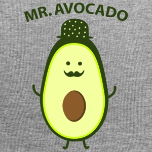 Mr. Avocado Caps & Hats - Jersey Beanie