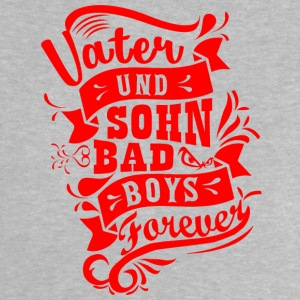 Vater und Sohn Bad Boys forever Baby T-Shirts - Baby T-Shirt