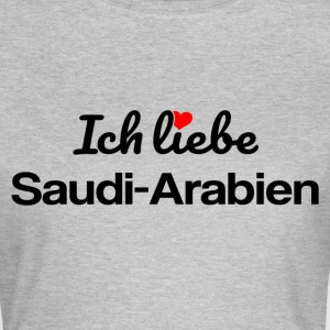 Saudi-Arabien T-Shirts - Frauen T-Shirt