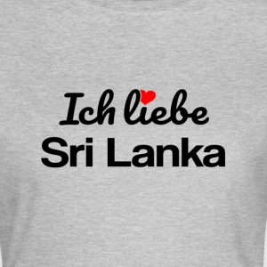 Sri Lanka T-Shirts - Frauen T-Shirt