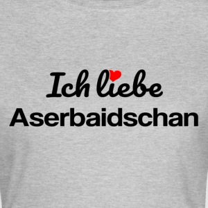 Aserbaidschan T-Shirts - Frauen T-Shirt