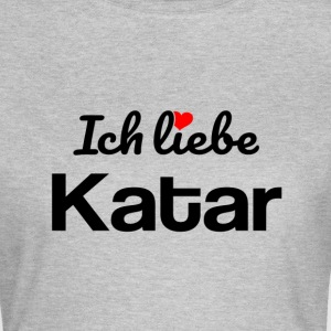 Katar T-Shirts - Frauen T-Shirt