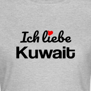 Kuwait T-Shirts - Frauen T-Shirt