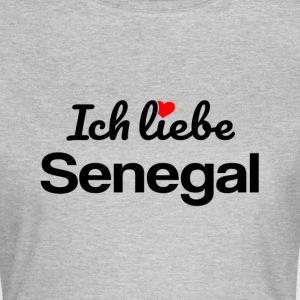 Senegal T-Shirts - Frauen T-Shirt