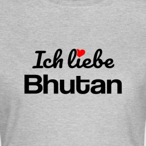 Bhutan T-Shirts - Frauen T-Shirt
