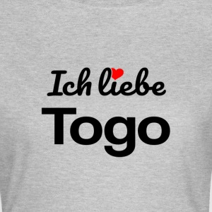 Togo T-Shirts - Frauen T-Shirt