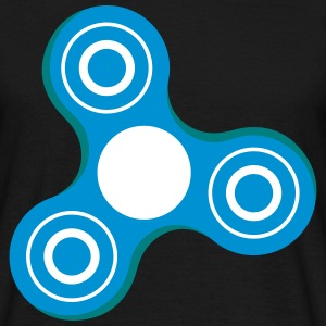 Fidget Spinner T-Shirts - Men's T-Shirt
