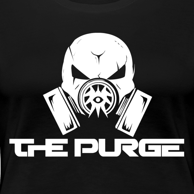 The Purge Tee [Ladies]