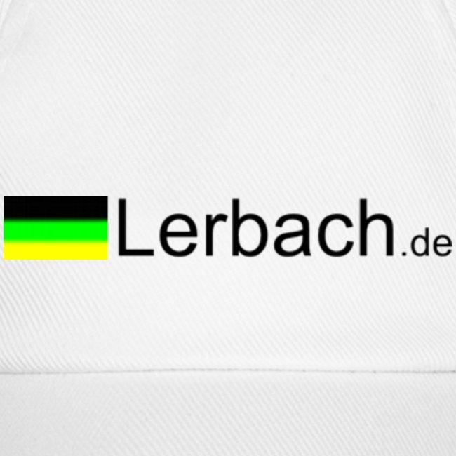 Weiß mit Logo