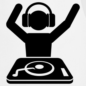DJ Hands In The Air Delantales - Delantal de cocina