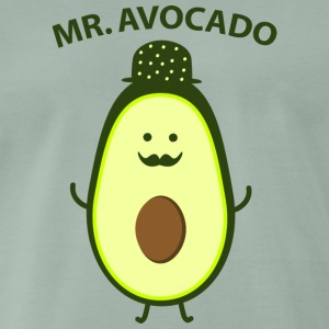 Mr. Avocado T-shirts - Premium-T-shirt herr