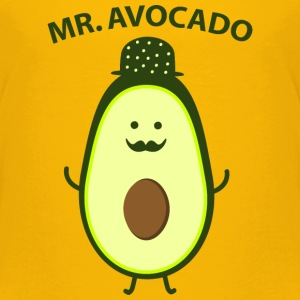 Mr. Avocado Shirts - Kinderen Premium T-shirt