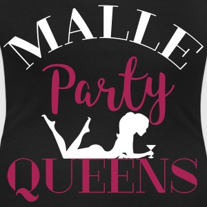 Malle Party Queens T-Shirts - Frauen T-Shirt mit U-Ausschnitt