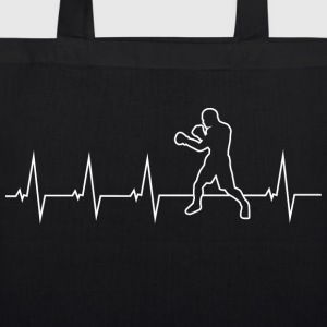 Boxes - heartbeat Bags & Backpacks - EarthPositive Tote Bag