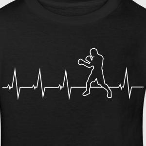 Boxes - heartbeat Shirts - Kids' Organic T-shirt