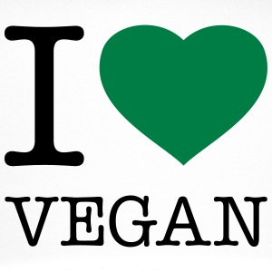 I LOVE VEGAN - Trucker Cap
