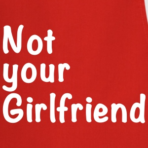 Not your Girlfriend BBQ - Love Design - Kochschürze