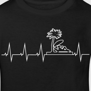 Holiday - heart beat Shirts - Kids' Organic T-shirt