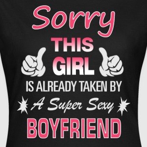 This Girl is already taken by T-Shirts - Women's T-Shirt