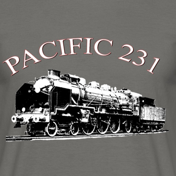 pacific 231 - T-shirt Homme