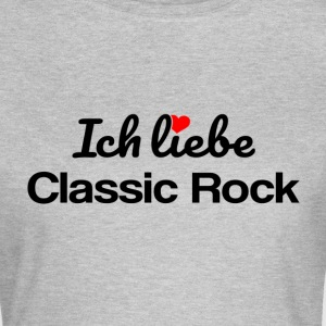 Classic Rock T-Shirts - Frauen T-Shirt