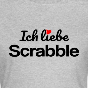 Scrabble T-Shirts - Frauen T-Shirt
