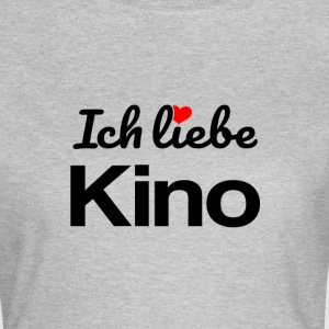 Kino T-Shirts - Frauen T-Shirt