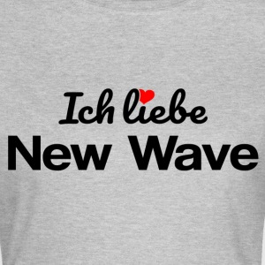 New Wave T-Shirts - Frauen T-Shirt