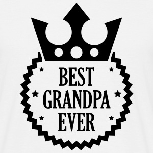 Grandfather Grandpa Family Papi Papy Großvater T-Shirts - Men's T-Shirt