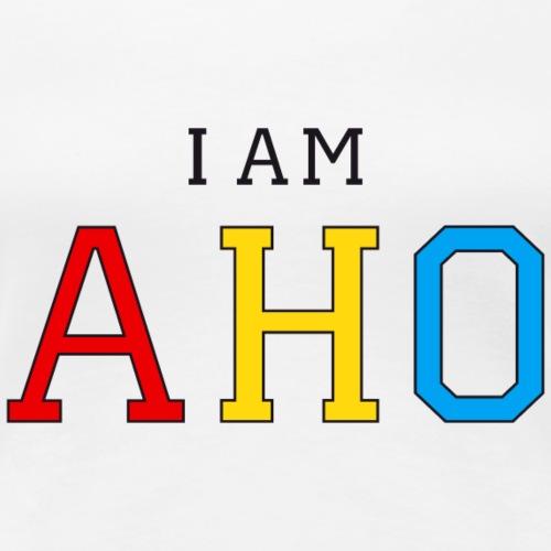 I am aho