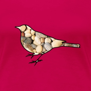 Stone Bird T-Shirts - Frauen Premium T-Shirt