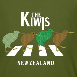 The Kiwis T-Shirts - Männer Bio-T-Shirt