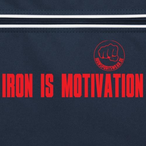 iron is motivation_rot