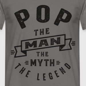 Pop The Myth - Men's T-Shirt