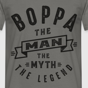 Boppa The Myth - Men's T-Shirt