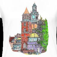 Design ~ Castle Lady T-shirt