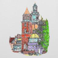 Design ~ Castle Tote Bag
