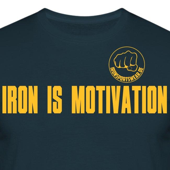 IRON IS MOTIVATION