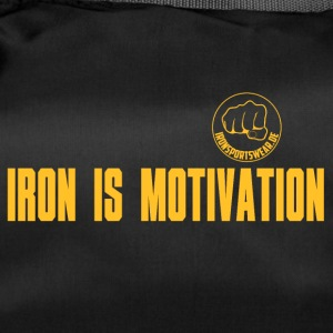 IRON IS MOTIVATION - Sporttasche
