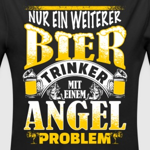Beer drinkers - Angel problem - DE Baby Bodysuits - Longlseeve Baby Bodysuit