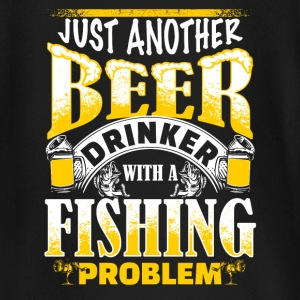Beer Drinker - Fishing Problem - EN Baby Long Sleeve Shirts - Baby Long Sleeve T-Shirt