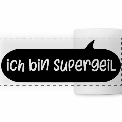 Ich Bin Supergeil Mug