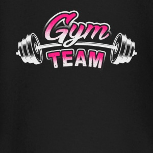 Gym Team - Workout Camisetas de manga larga bebé - Camiseta manga larga bebé